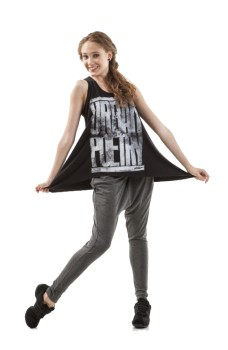 Skazz urban poetry SK10601V, women t-shirt