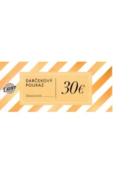 Gift card 30 €