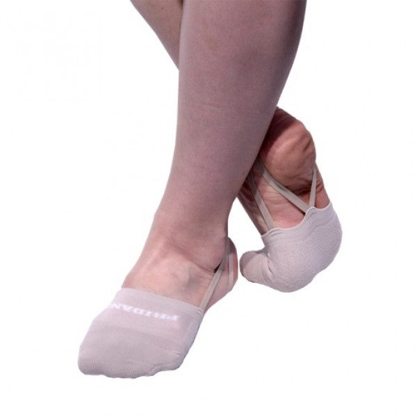 Pridance 993, dance elastic half-shoes socks for kids