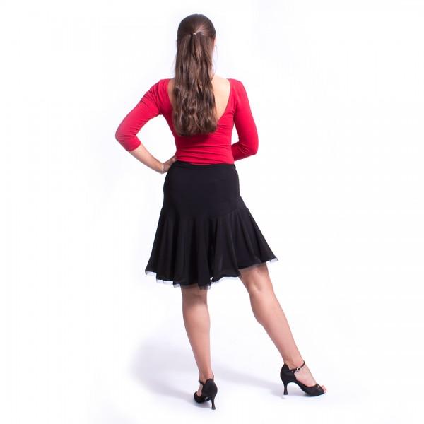 Latin skirt for women bacis