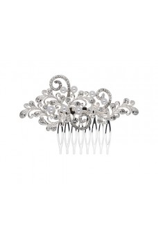Comb with beads