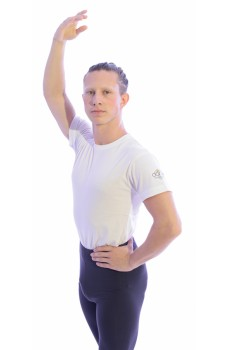DanceMaster training T, T-shirt for men
