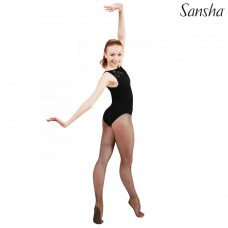 Sansha TRF GALA TEEN, fishnet tights