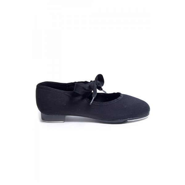 Capezio Canvas JR. Tyette, tap shoes for beginners