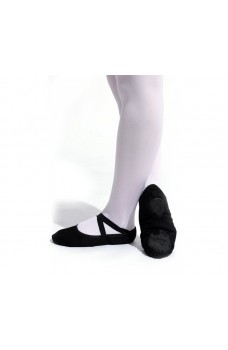 Dansez Vous Vanie L, elastic ballet slippers for men