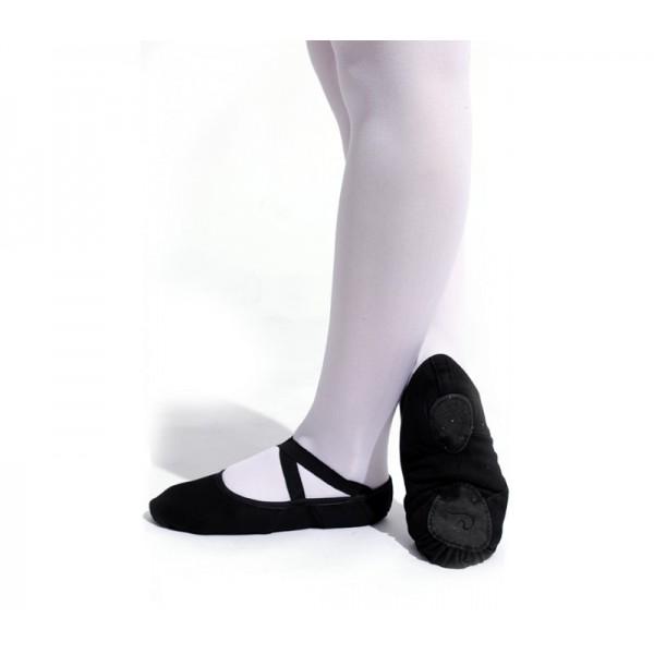 Dansez Vous Vanie L, elastic ballet slippers